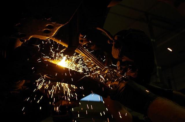 cutting brazing torch